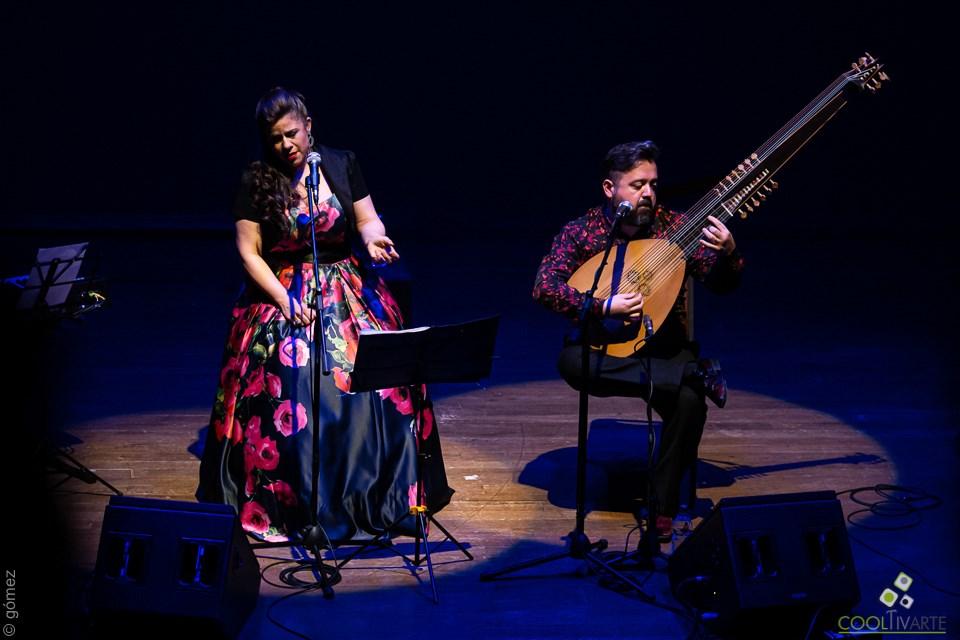 Carmen Pi y Gustavo Reyna