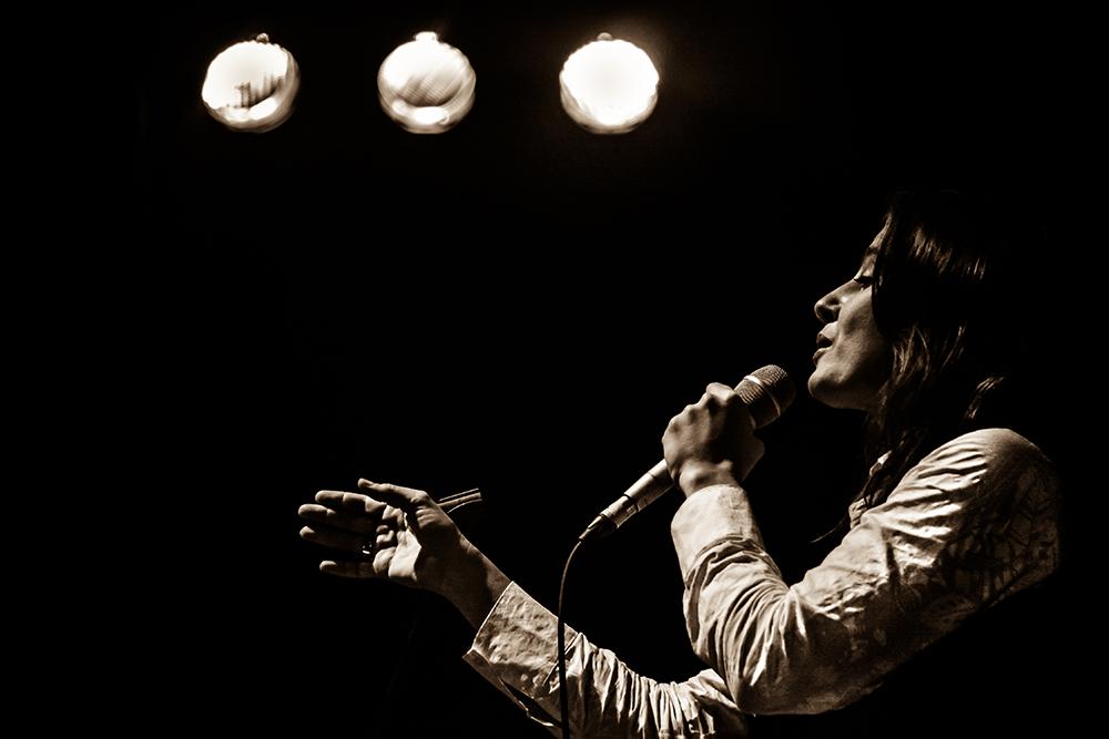 Malena canta Zitarrosa