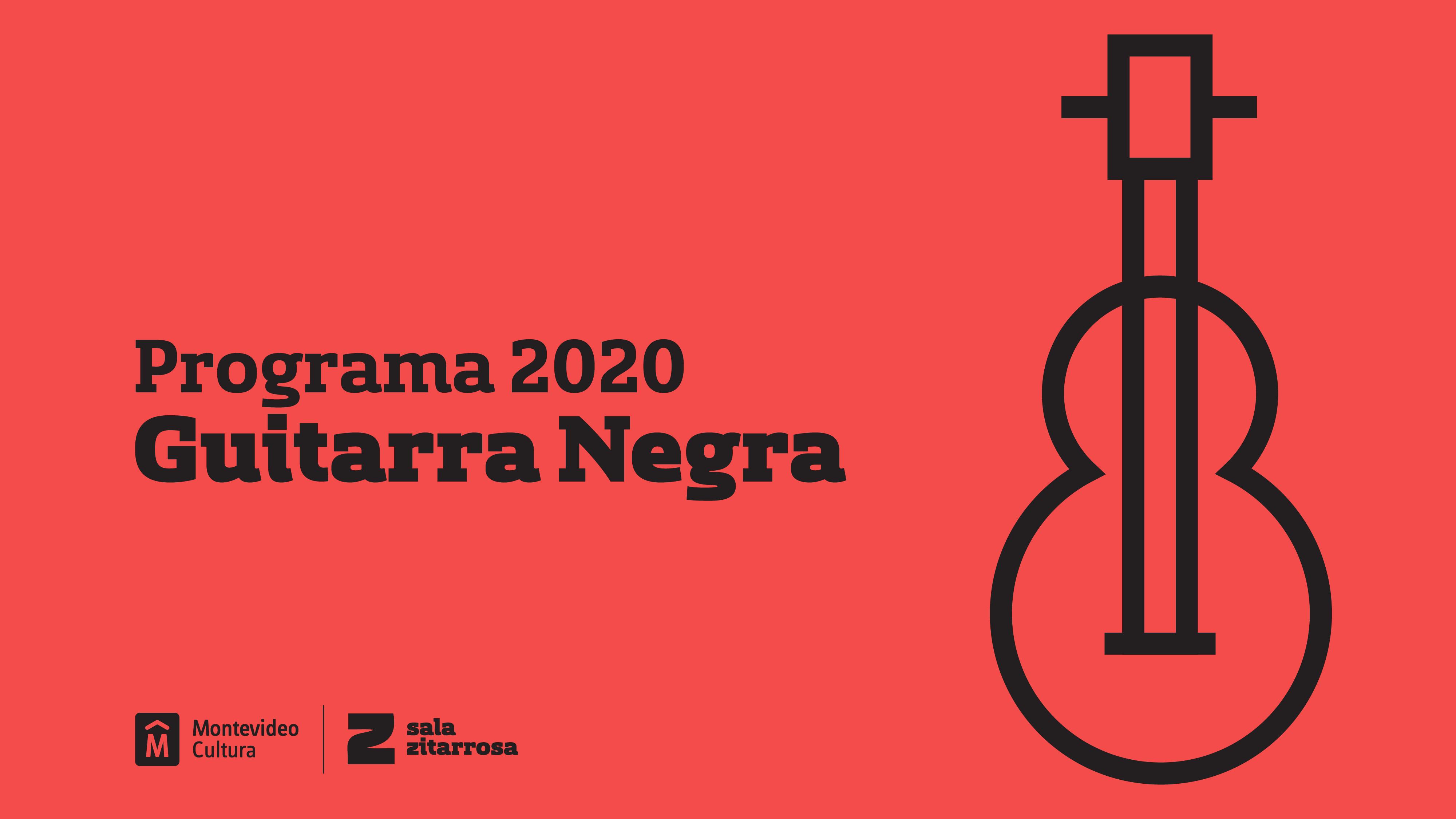 Programa Guitarra Negra 2020