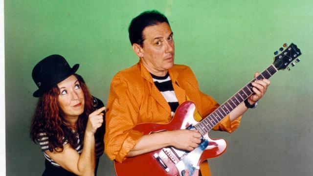 Jorge Bonaldi y Adriana Ducret