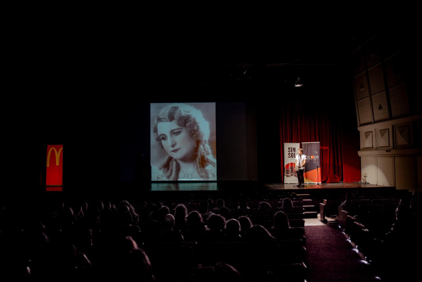 Apertura Festival de Cine Nuevo Detour