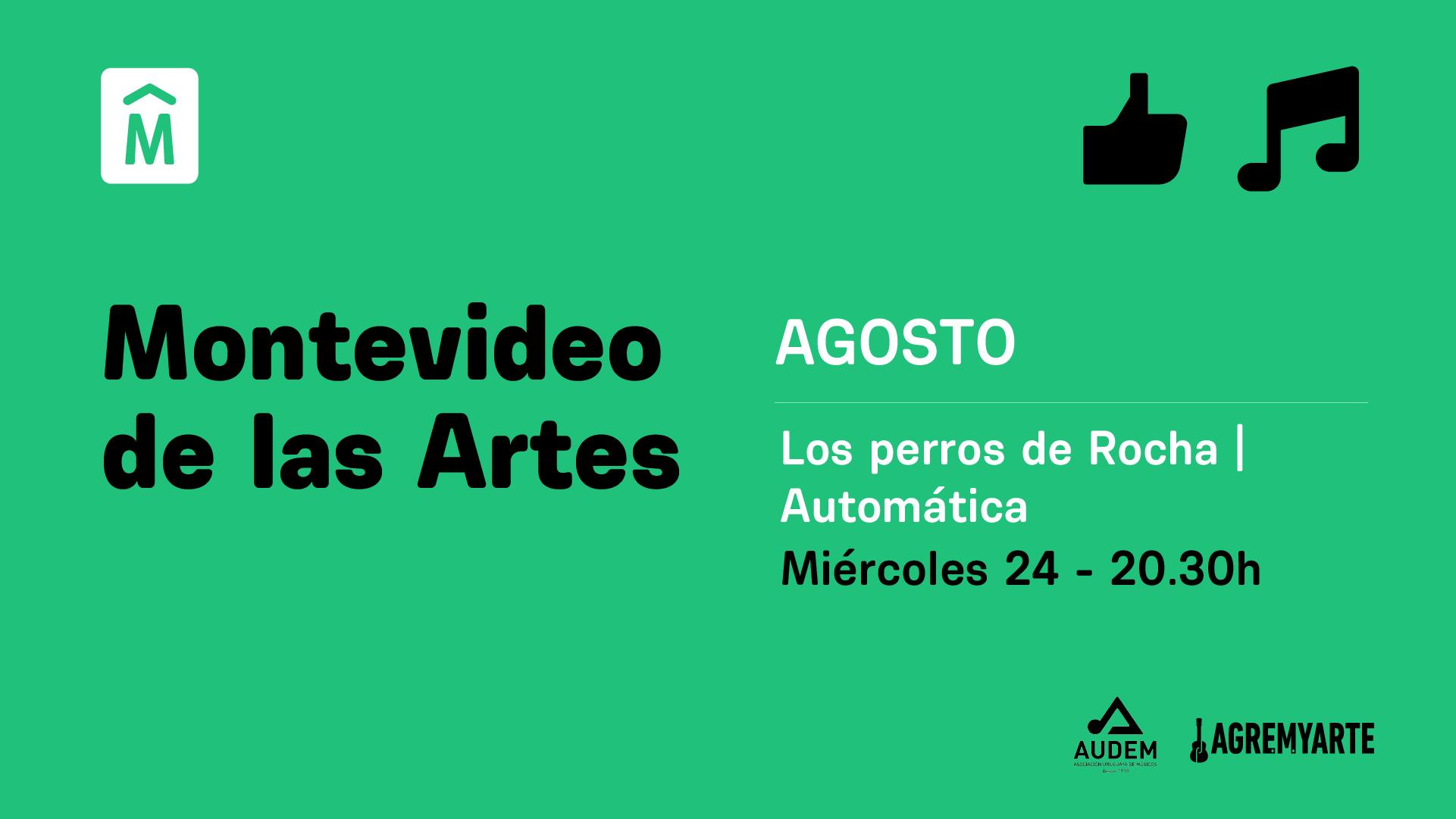 Los perros de Rocha, Automática – MVD de las Artes
