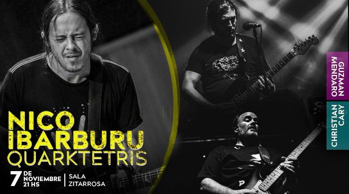 Nico Ibarburu presenta: Re-Encuentros